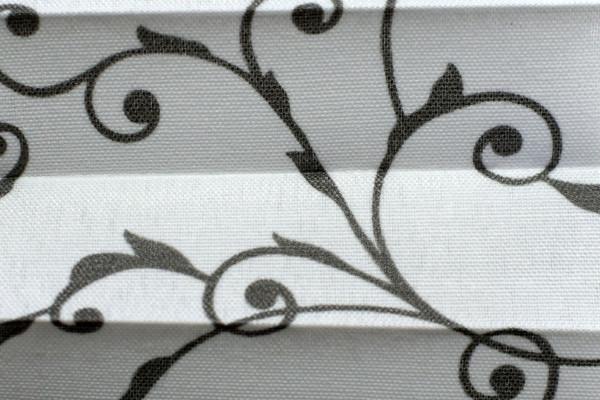 Plisse Ivy Print