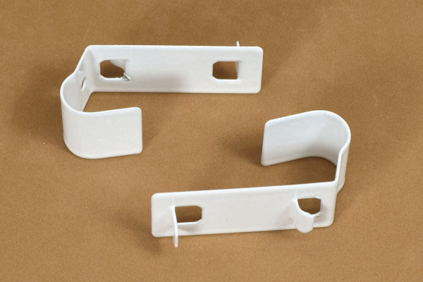 Carlig metalic pentru mecanism Mini 17 mm