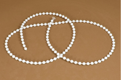 Plastic chain ball