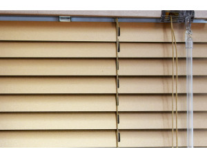 Aluminium blinds 25 mm