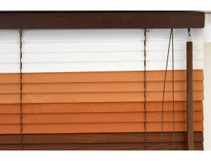 Wooden blinds 25 mm