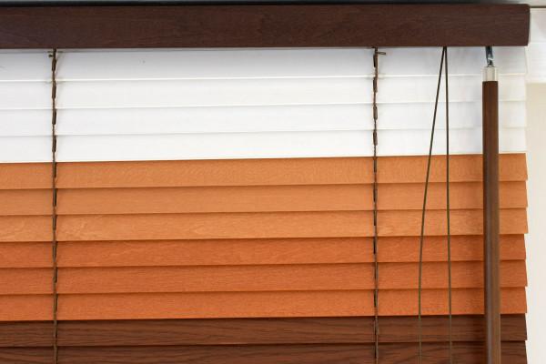Jaluzele orizontale lemn 25 mm