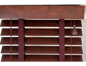 Wooden blinds 50 mm