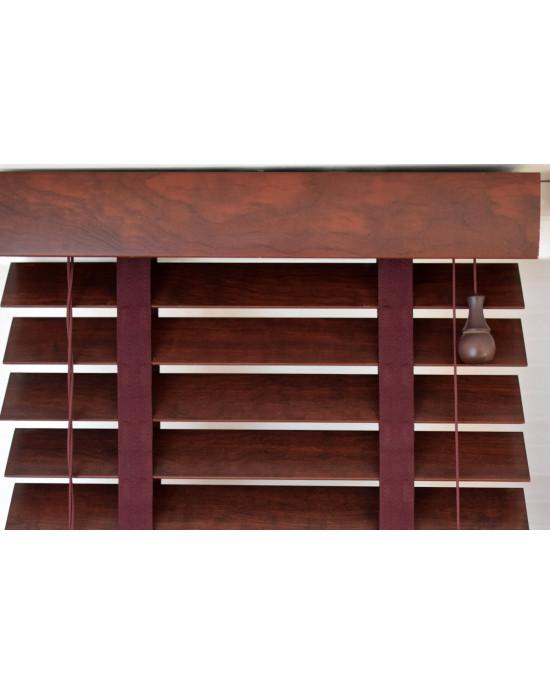 Jaluzele orizontale lemn 50 mm