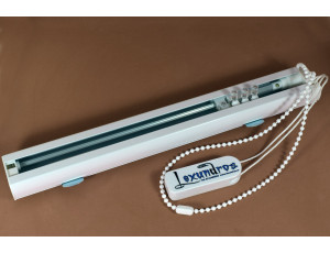 Rail for vertical blinds 89 mm