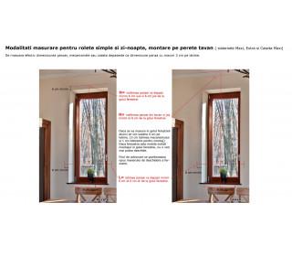 Rolete Maxi pt perete/tavan
